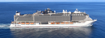 Barcos MSC Seaside